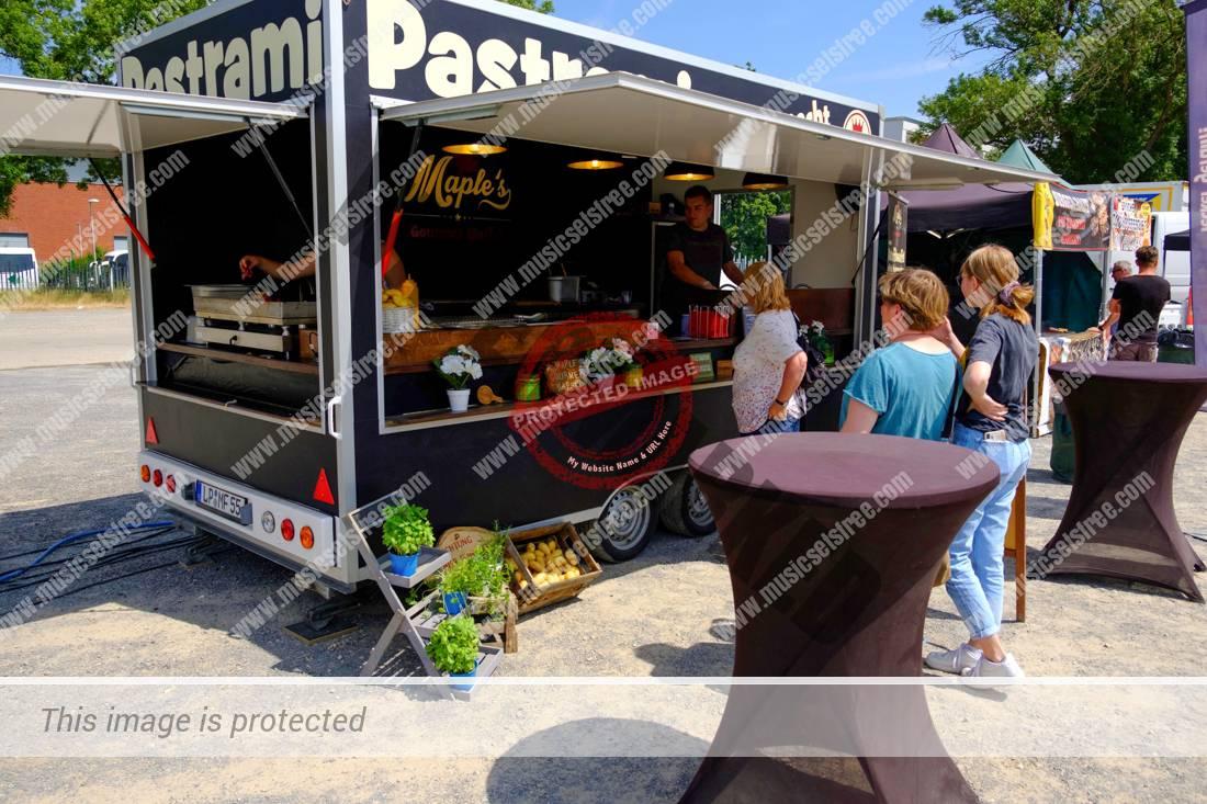 Street Food & Music Festival Aachen